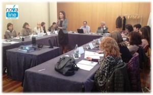 Jornada novaLine coaching nutricional Bilbao
